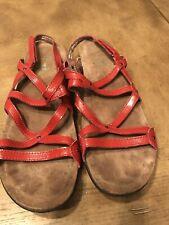 Dansko Jovie Women's Slingback Strappy Sandals Size EU 40