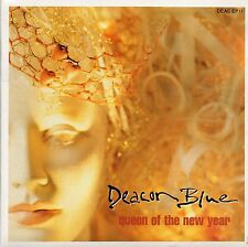 DEACON BLUE - QUEEN OF THE NEW YEAR. (UK, 1989, GATEFOLD SLEEVE, CBS, DEAC EP11)