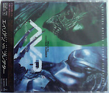Harald Kloser-Alien vs Predator-Soundtrack-Japan CD OBI (GNCE-3021)-New Sealed