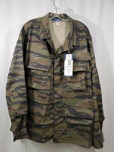 Propper BDU Men's Coat Tiger Stripes XL Regular HR2