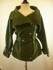 sz XS Aventura The Soul of Winter Sport Lynn Wilkinson Taos NM Green Jacket Coat