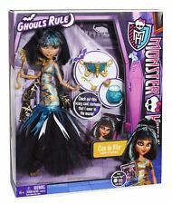 Poupée MONSTER HIGH Cleo de Nile Ghouls Rule Halloween 2012 NEUVE + BOITE