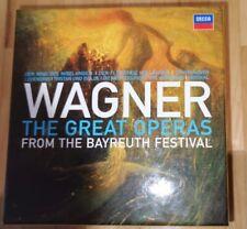 Wagner-Edition-Live Aus Bayreuth (Lim.Edition) von...