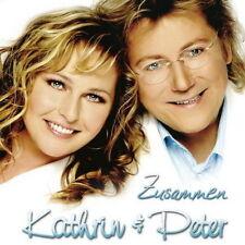 CD Album Kathrin & Peter Zusammen (Die Melodie, Fiesta Fiesta) 2007 Palm
