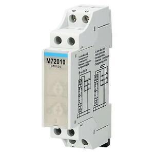 Treppenlichtzeitschalter für Reiheneinbau 230V 16A