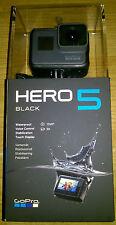 GoPro HERO5 4k Ultra HD Camcorder - Black + 16gb MICRO SD CARD (Latest Model)