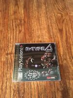 R Type Delta Playstation 1 Video Game Complete Ps1