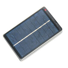 Solar Pannel Battery Charger for for 4 Slots AA AAA Rechargeable Batteries.