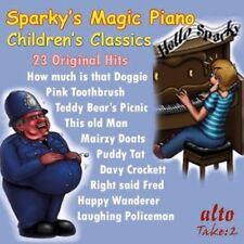 CD SPARKY'S MAGIC PIANO & CHILDRENS FAVOURITE RADIO CLASSICS PENROSE BYGRAVES ..