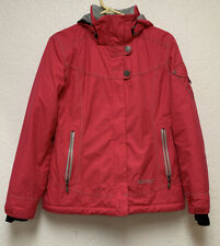 Marmot Hooded MEMBRAIN Jacket Hot Pink Sz S EUC!