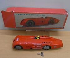 St.John Tin Toy blikken Sunbeam Record Racer 90/00's Made in China