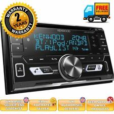 KENWOOD DPX-5100BT Kenwood Double Din Bluetooth iPod Android