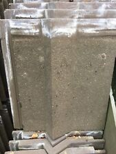 Redland delta reclaimed roof tiles. grey, excellent condition