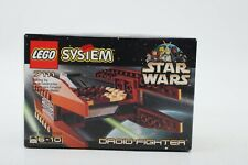 "Lego Star Wars ""Droid Fighter"" (model 7111) SET 1999 Factory Sealed/NEW in Box"
