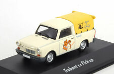 1:43 Atlas Trabant 1.1 Pick-Up creme/yellow
