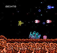 Abadox - Fun Classic NES Nintendo Game