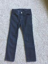 Girls Faded Glory Jeans Size 4 Adjustable Waist