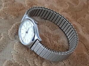 """Junghans"" Damen Armbanduhr Quartz mit Flexi Armband Made in Germany"