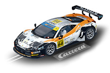 "Top Tuning Carrera Digital 124 - Ferrari 458 Gt3 "" Black Bull Racing "" Like"