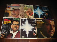 Tennessee Ernie Ford 6 lp LOT Record Orig America Country Pop Peace shirnk VG+