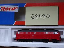 Roco 69490 Diesellok BR 215 129-8 DB rot H0
