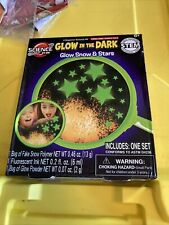 Science By Me Kit Paint Your Own Glow In The Dark Creatures Creepy Crawlers 8+