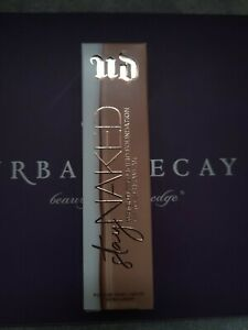RRP £29.50 New Boxed Urban Decay 'Stay Naked' Weightless Liquid Foundation 30CP.