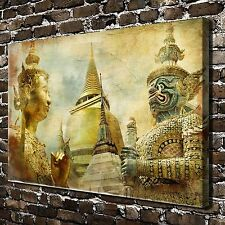 The Buddha bless Paintings HD Print on Canvas Wall Art Pictures posters
