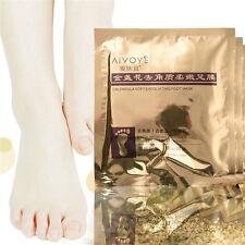 New Exfoliating Peel Foot Mask Baby Soft Foot Feet Remove Callus Hard Dead Skin