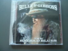 Billy Gibbons - The Big Bad Blues, Neu OVP, CD, 2018