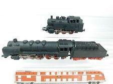 AI592-1# 2x Piko H0/DC Dampfloks/Loks 50 001+80 018 - Bastler/gut
