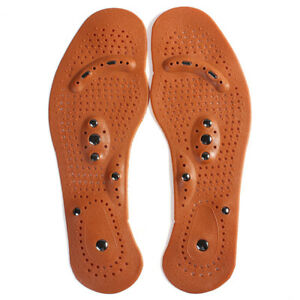 MindInSole Acupressure Magnetic Massage Weight Loss Therapy Slimming Insoles