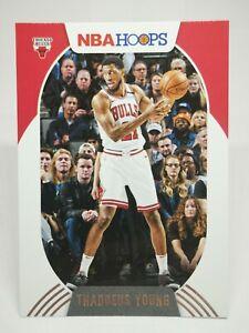 Panini Hoops 2020-21 N29 card NBA base #70 Thaddeus Young Chicago Bulls