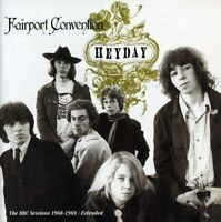 Fairport Convention - Heyday -The BBC Sessions 1968 -1969 / Extended [CD]