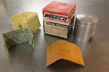 77 - 80 Suzuki RM125 RM 125 B C N T Wiseco Piston Kit 54mm 432PS STD