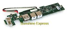 "New OEM Apple PowerBook G4 15"" Sound/DC-in Board w/ Cable 820-1602-A 922-6486"