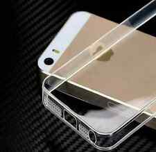 Cases for iPhone 4 4S 5 5S SE 6Plus 6 6s Plus New Crystal Clear Transparency