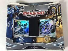 Monsuno Topps Trading Card Game 2-Player Starter Deck Core-Tech VS. S.T.O.R.M.