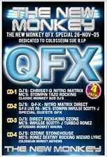 THE NEW MONKEY QFX SPECIAL 2005