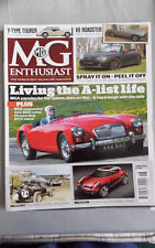 MG Enthusiast Jun 2012 Y Type Tourer, MGA, PA barn find