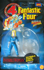 3 LOT FANTASTIC FOUR MARVEL FIGURES NIB INVISIBLE WOMAN
