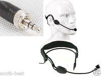 Black - earhook Headset Microphone For Sennheiser G1 G2 G3 Wireless Mic System