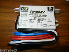Fulham MODEL NO SC-120-118-CTW Fulham Pony Ballast 18W 120V 4 WIRE FOR CF18W