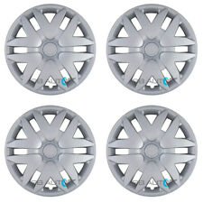"SET of 4 NEW 16"" Silver Hubcaps Wheel Covers for 2004-2010 TOYOTA SIENNA VAN"