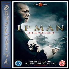 IP MAN - THE FINAL FIGHT  *** BRAND NEW DVD***