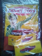 "DINKY TOYS FORD THUNDERBIRD SCALA 1/43 - DE AGOSTINI 12 ""E"""