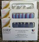 Color Street Nail Strips **Lot** 3 Sets