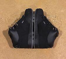 DVS Westridge Size 5 Black Nubuck BMX DC MOTO Snow Series Boots $95