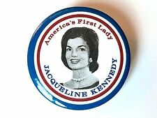 Met Museum 2001 40th Anniversary American's First Lady Jacqueline Kennedy Button