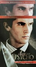 American Psycho (Dvd, 2005, Uncut) - Killer Collector's Version w/ Slipcover Vgc